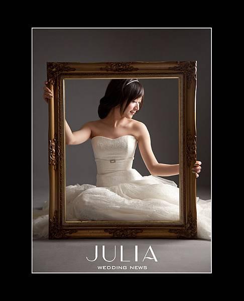 《JULIA‧作品》幸福新人‧LIV