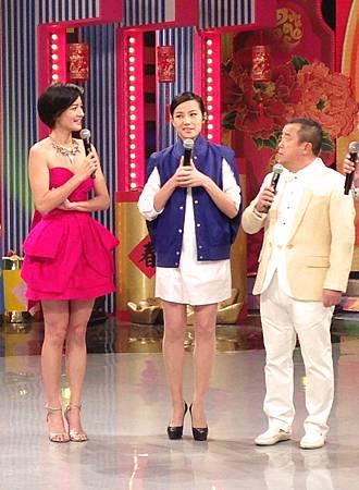 Janet &除夕特別節目名稱:旺馬奔騰慶團圓