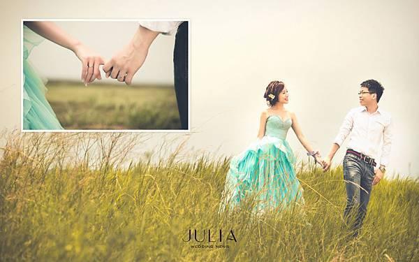 JULIA婚紗