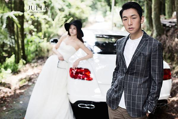 Julia Wedding News 新婚情報