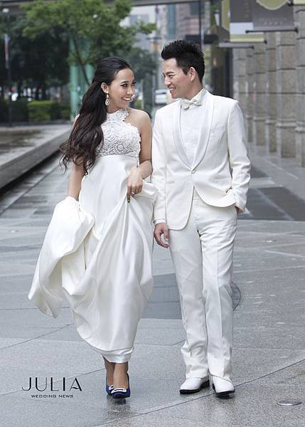 Julia Wedding News新婚情報