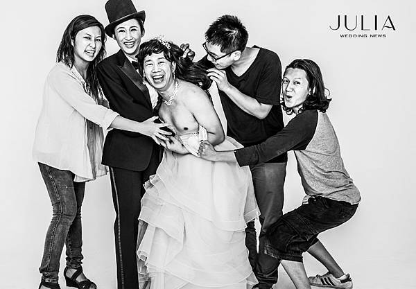 julia wedding news新婚新報