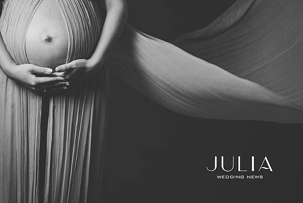 Julia Wedding News 新婚情報 孕婦照孕媽咪