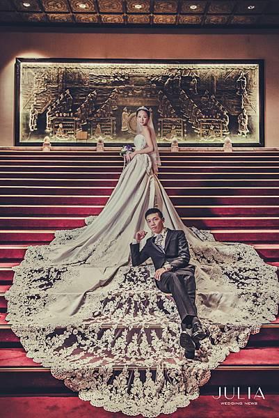 Julia Wedding News新婚情報茱麗亞婚紗攝影