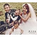 Julia Wedding News新婚情報全家福親子照兒童攝影