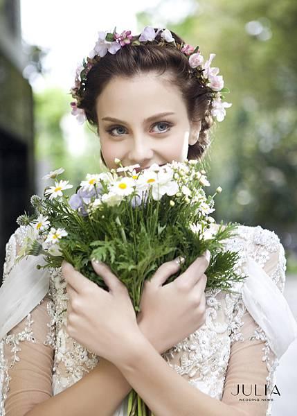 JULIA wedding news 新婚情報茱麗亞婚紗攝影