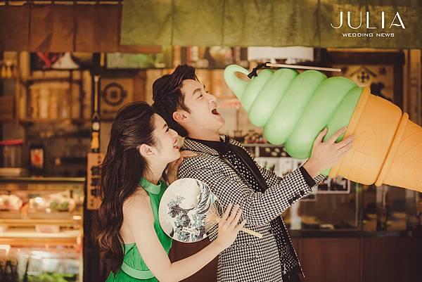 Julia Wedding News新婚情報茱麗亞婚紗攝影禮服