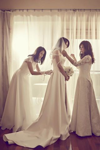 julia wedding news 新婚情報高級訂製服