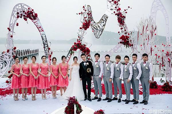JULIA Wedding News新婚情報陳妍希陳曉婚禮
