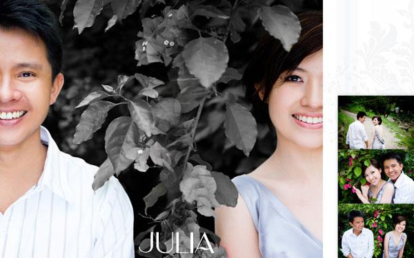 《JULIA‧作品》幸福新人‧XXIX