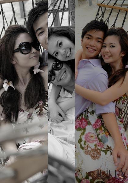 環繞世界拍愛情‧新加坡蜜月之旅
