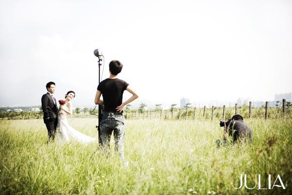 《JULIA‧精銳攝影》