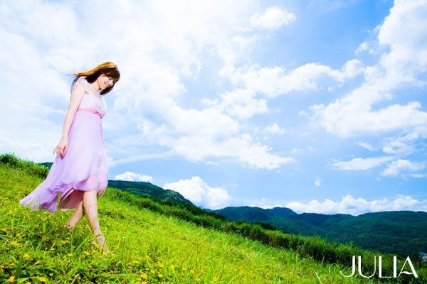 Julia作品‧幸福新人 I