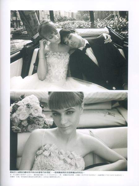 ELLE WEDDING 2009 NOVEMBER秋冬號