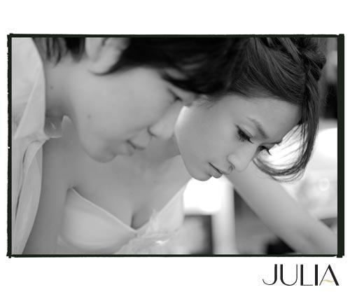 《JULIA‧作品》幸福新人 IX