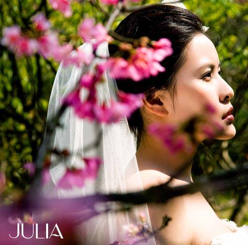 《Julia‧作品》幸福新人 XII