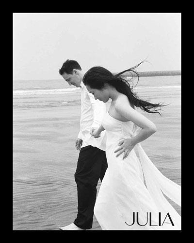 《JULIA‧作品》幸福新人‧XVI