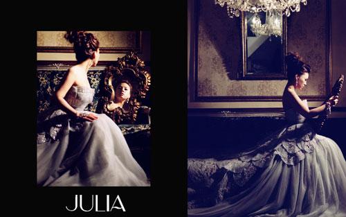 《JULIA‧作品》幸福新人‧XVIII