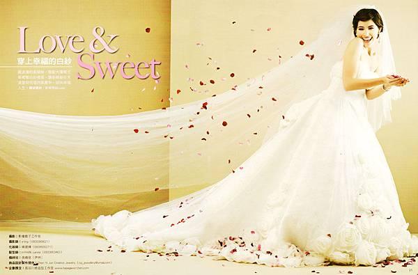 資料來源:花的嫁紗 Wedding in style