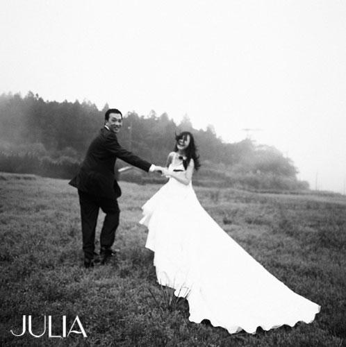 《JULIA‧作品》幸福新人‧彭佳慧JULIA