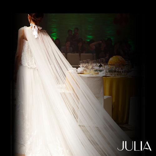 《JULIA‧禮服》JULIA ‧ 北京柏悅婚紗秀