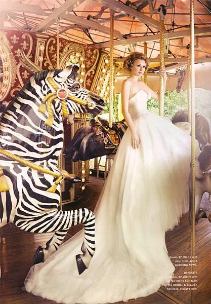 資料來源:Her World Brides Magazines 2010Dec-2011Feb