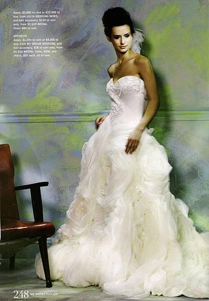 資料來源: Her World Brides Magazines 2010Sept-Nov