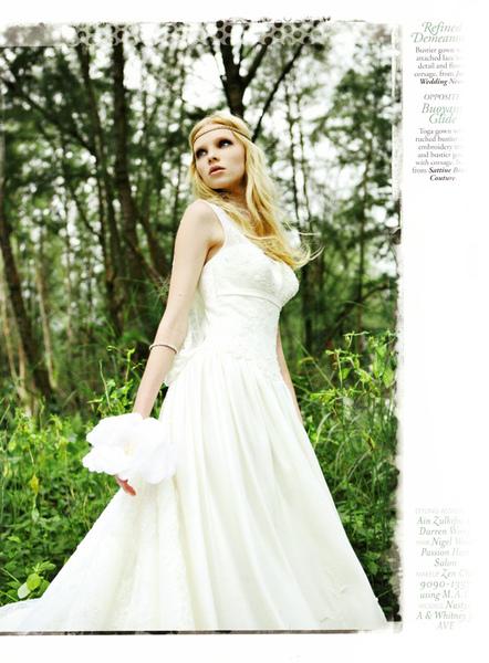 資料來源:Style:Weddings / Sep'10-Feb'11