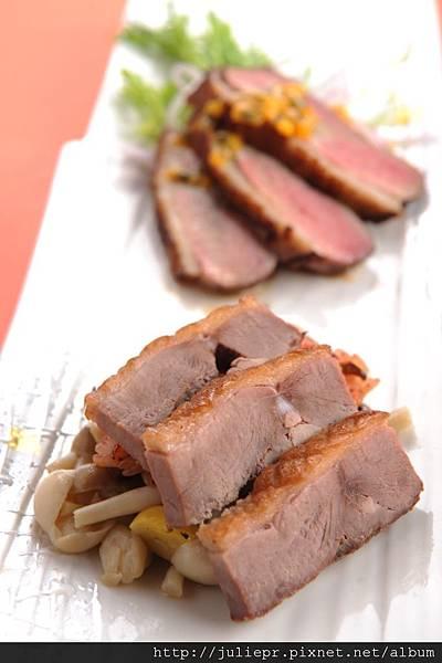高餐鴨料理