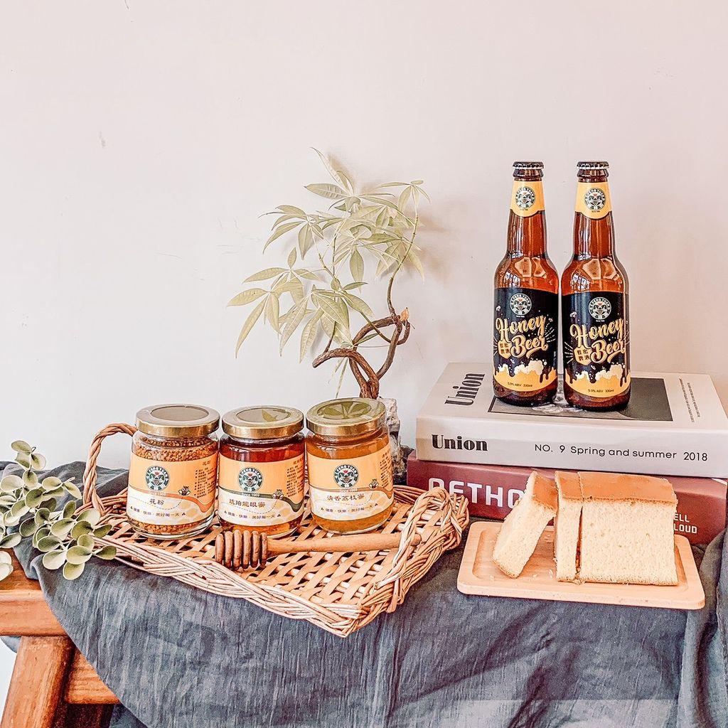愛蜂園蜂蜜啤酒