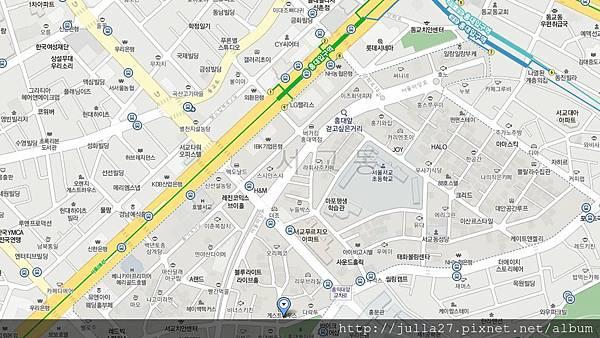 Sulbing (설빙) MAP