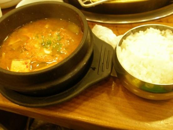 大醬湯好美味