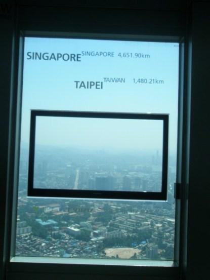 TAIPEI的方向