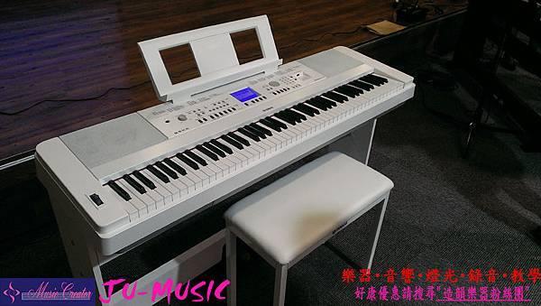 造韻樂器DGX640.jpg