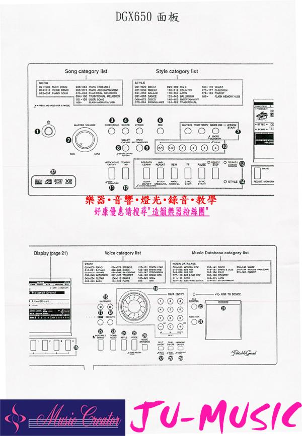 造韻樂器DGX640介紹006.jpg