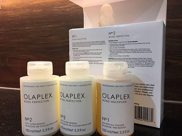 OLAPLEX深層護髮