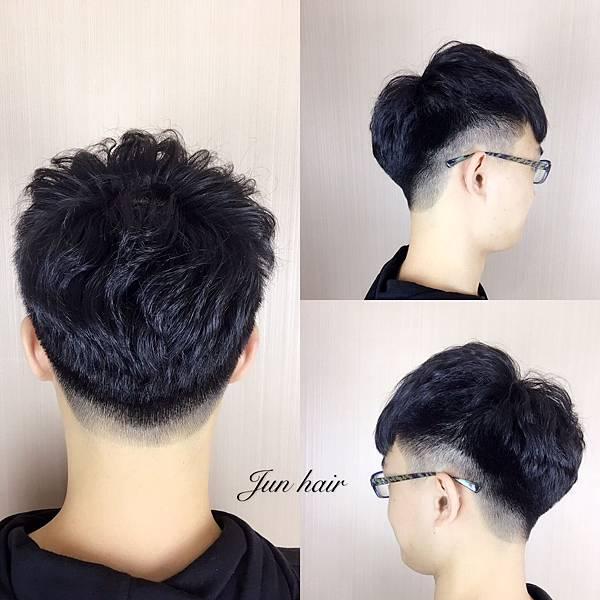 男生剪髮-推薦設計師-jun