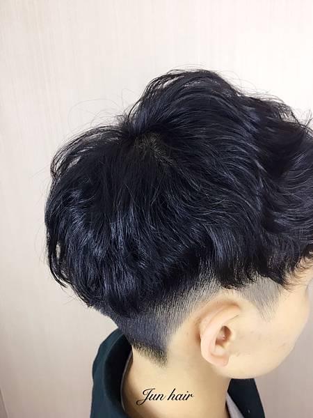 北車推薦燙髮,男生髮型.jpg