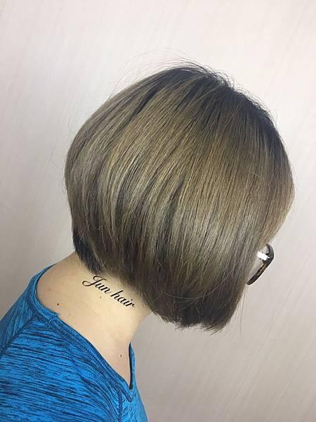 台北車站推薦,女生剪髮bob.jpg