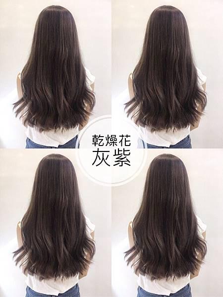 霧感棕帶紫,女生北車染髮推薦.jpg