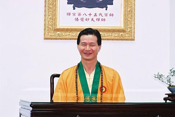 20030601-師父開光-覺殿精舍 (64)