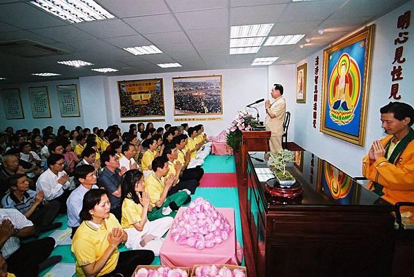 20030601-師父開光-覺殿精舍 (123)