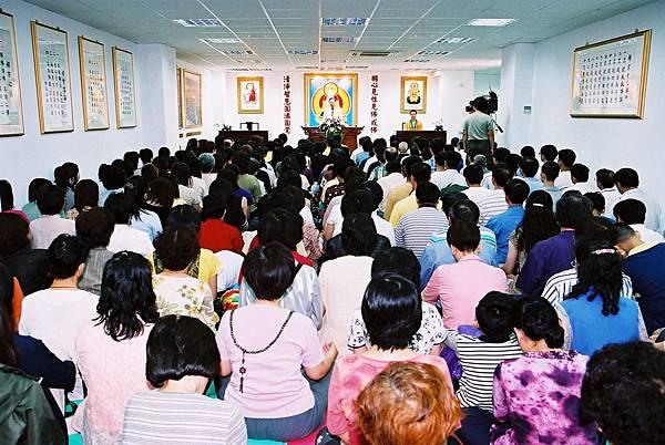 20030601-師父開光-覺殿精舍 (44)