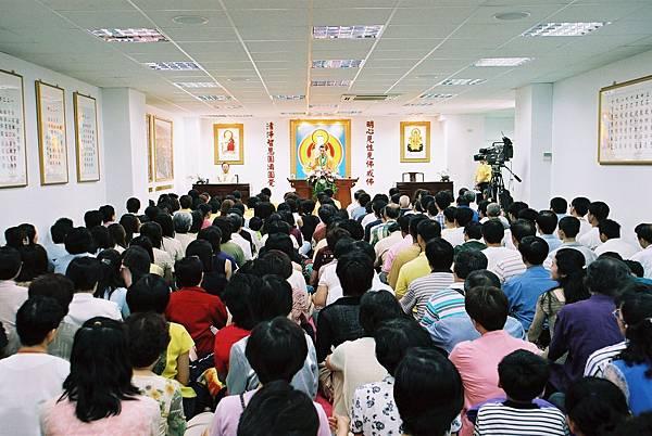 20030601-師父開光-覺殿精舍 (77)