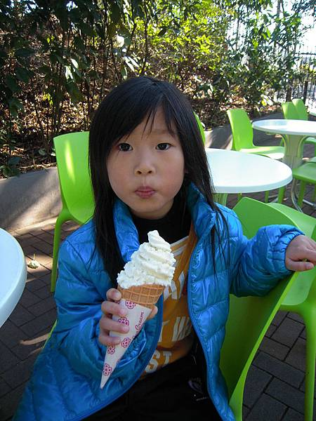 第一支冰淇淋