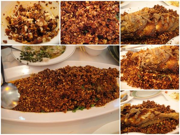 嗆鍋魚...辣得超有味..配飯超好吃~~~