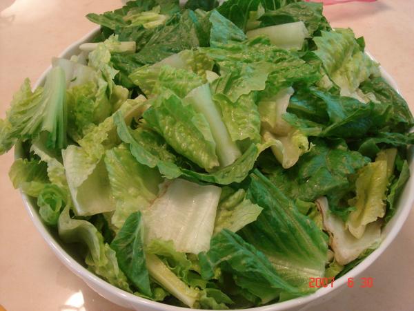 這個還素吃生菜沙拉用的~