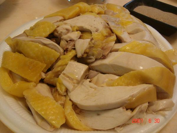 雞肉..這個也好吃~