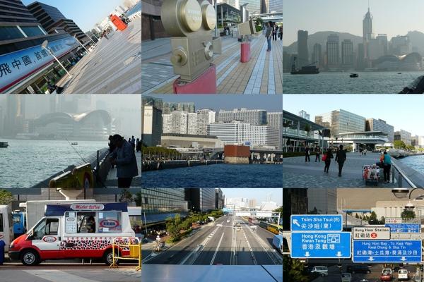 很漂亮的景色~不枉君君愛香港~