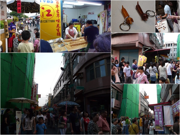 下一站~大溪老街~怎麼和十年前印象中的老街不同咧~??